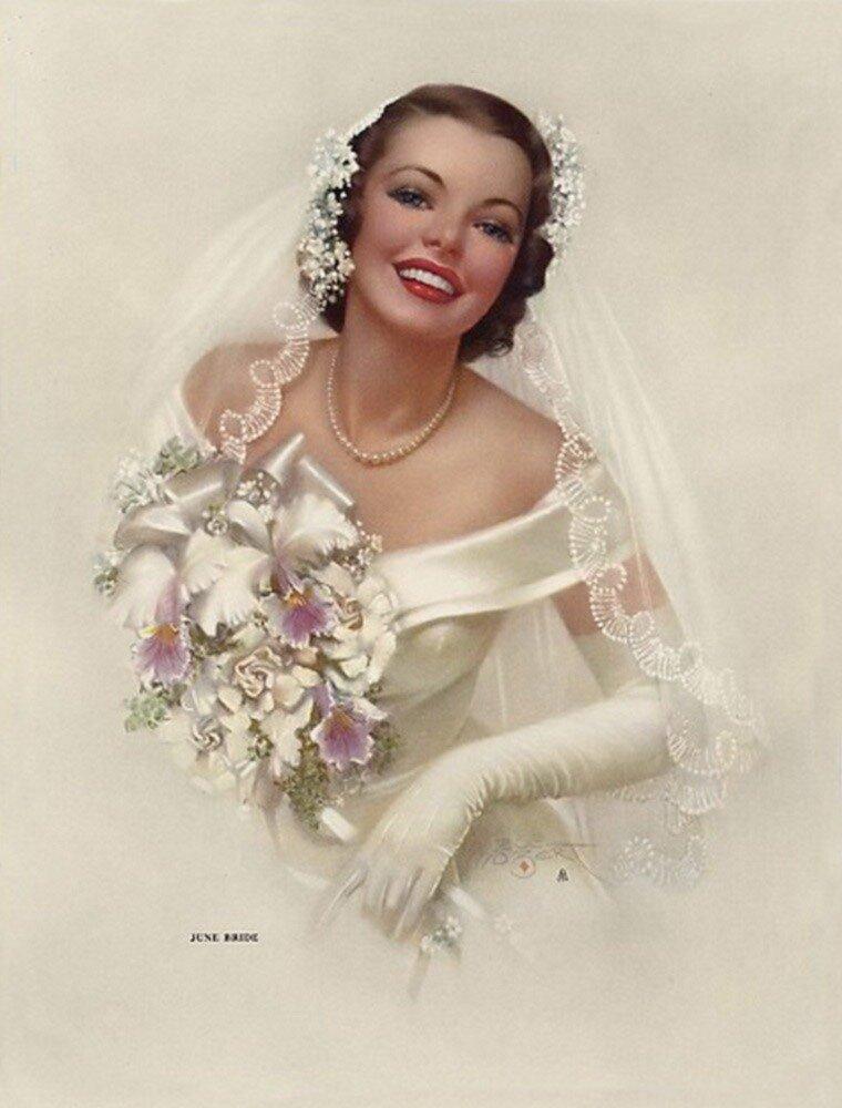 Кружит в Платьице Белом Невеста...