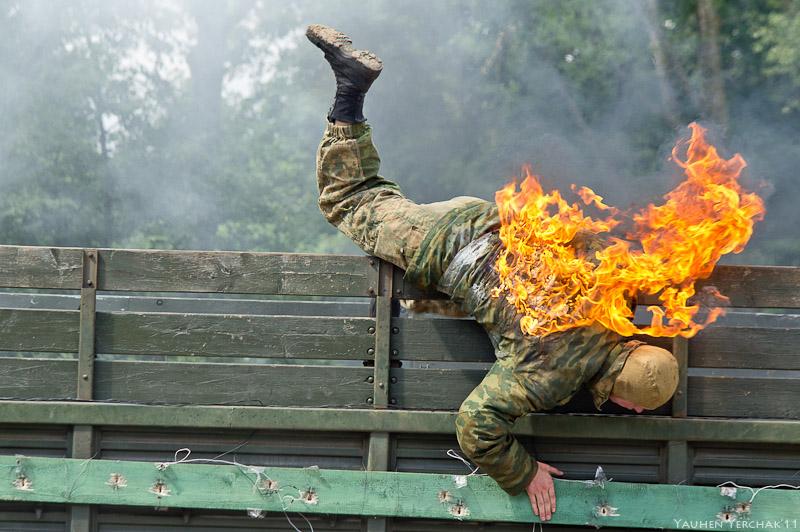Пожарные, МЧС, спецназ, фото