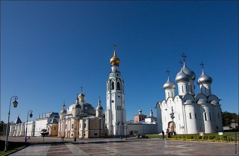 Древние города России. Вологда