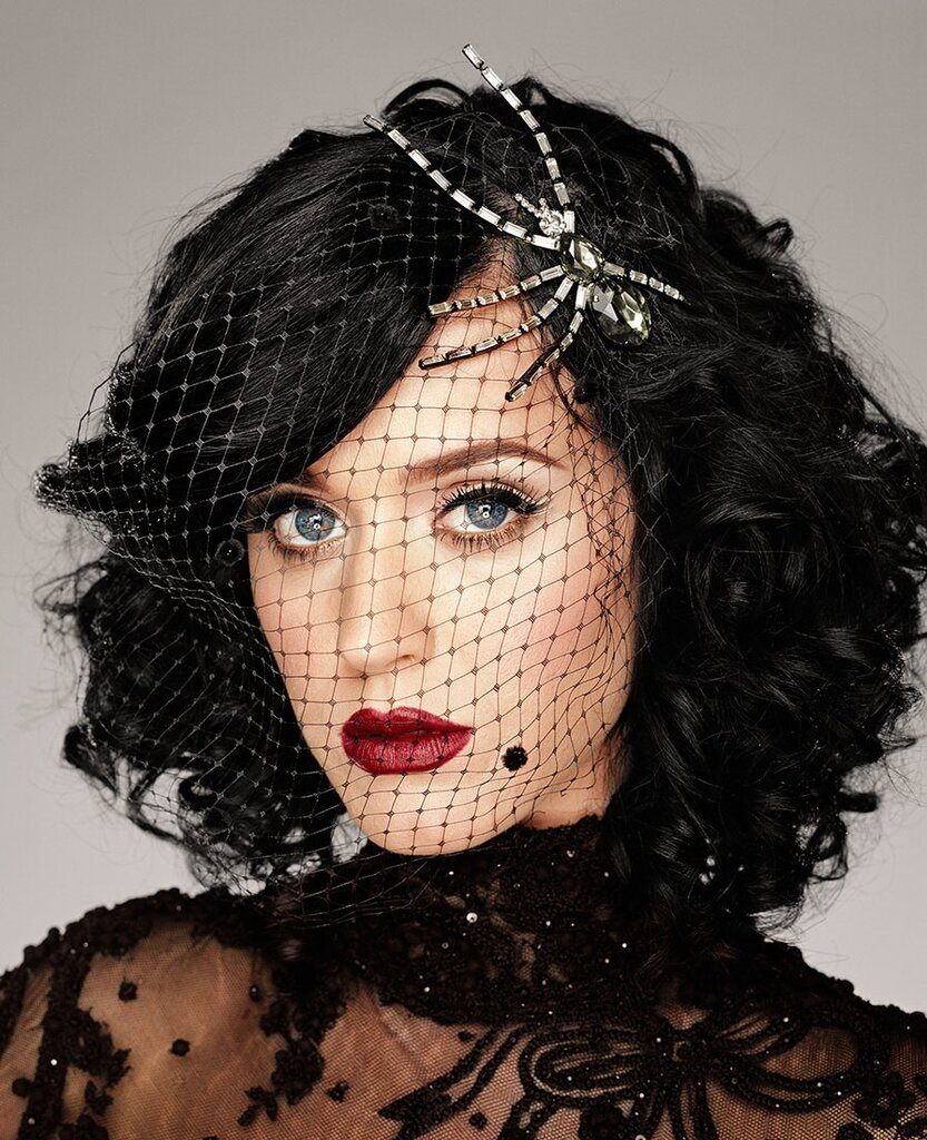 Photographs  by Martin Schoeller.Katy Perry