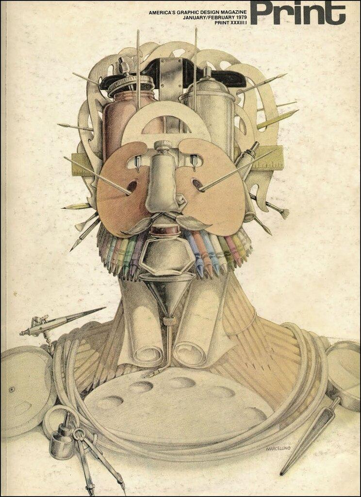 Marcellino Print 1979-01-02