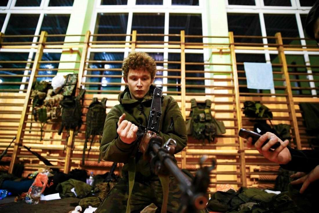 Военизация по-польски: Назло Европе и в угоду Америке (2)