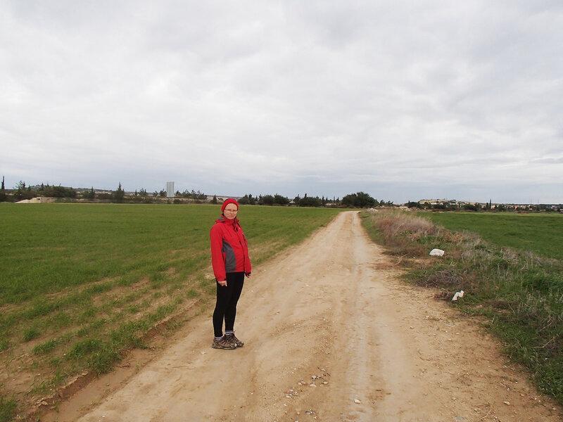 окрестности туристической зоны Ларнаки