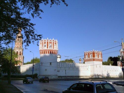 Новодевичий монастырь сегодня