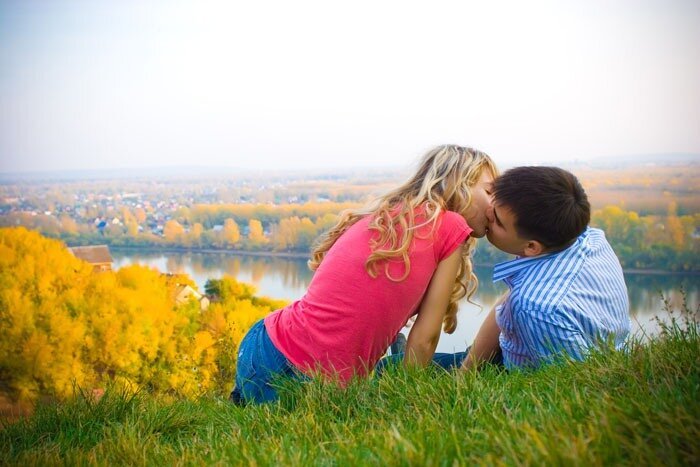 Осенний поцелуй после жаркого лета. - 23 May 2013 - Blog - Yury