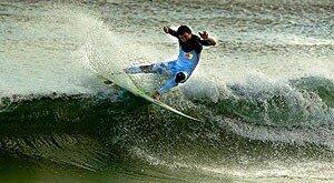 Сахалинских сёрферов унесло на 18 км от берега