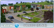 The Sims 3: Town Life Stuff (2011/RUS/ENG/MULTI)