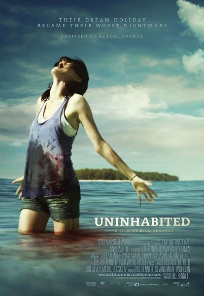 Необитаемый / Uninhabited (2010/DVDRip/1400Mb/700Mb)