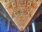 Ватикан, круглая комната