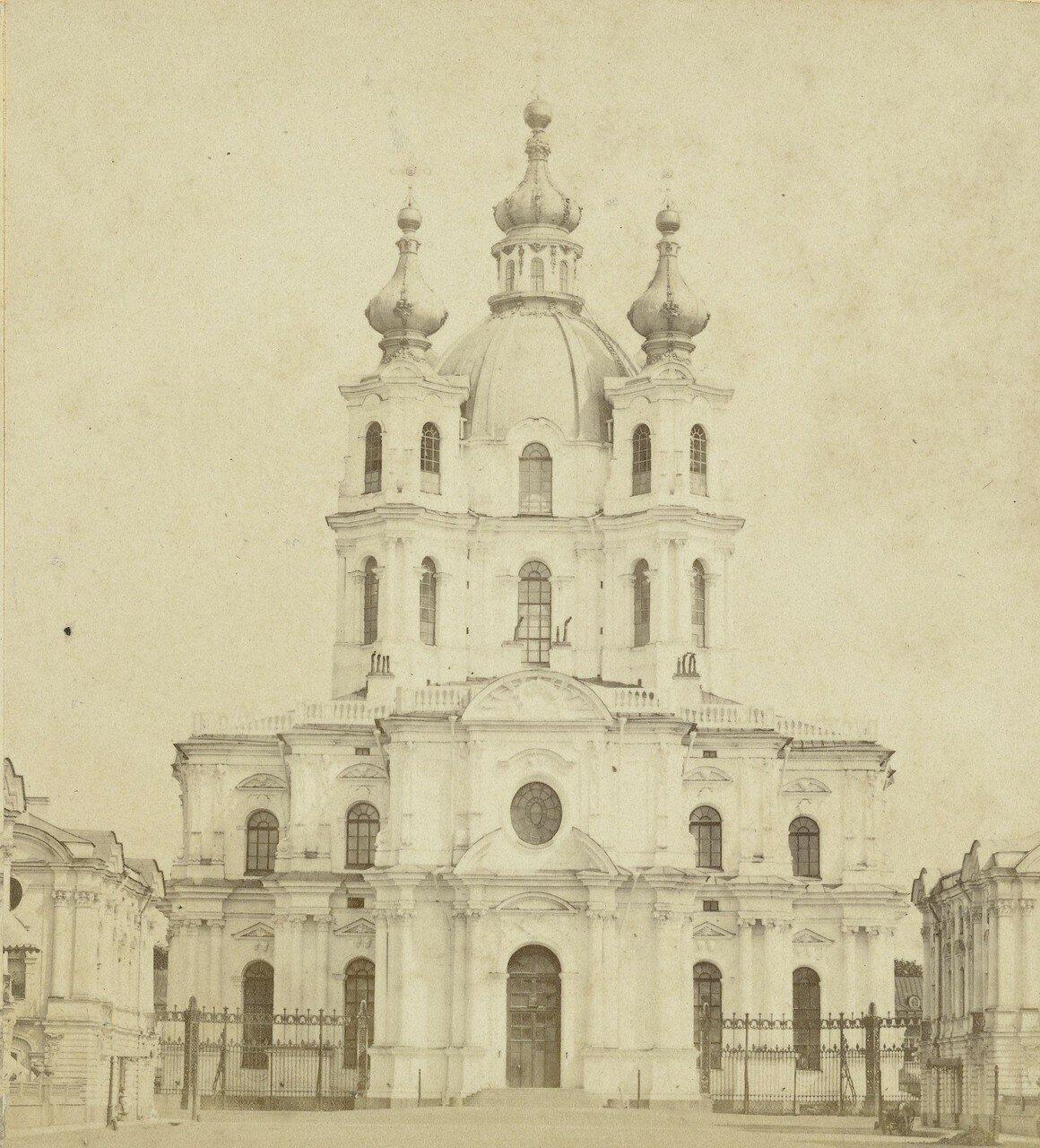 Церковь Смольного монастыря