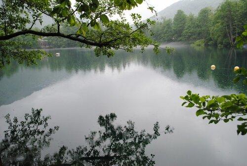 Озеро Церик-гель( Нижнее)