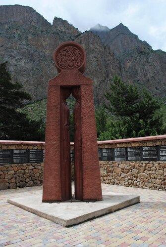 Памятник погибшим на войне