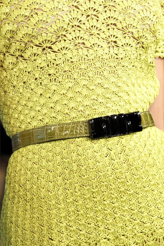 Платье от Оскара «Русалочка» крючком
