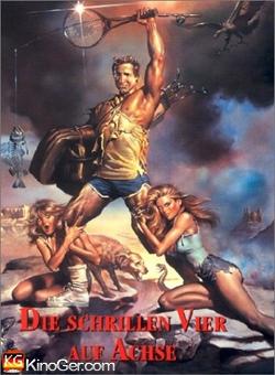 Die schrillen Vier auf Achse (1983)