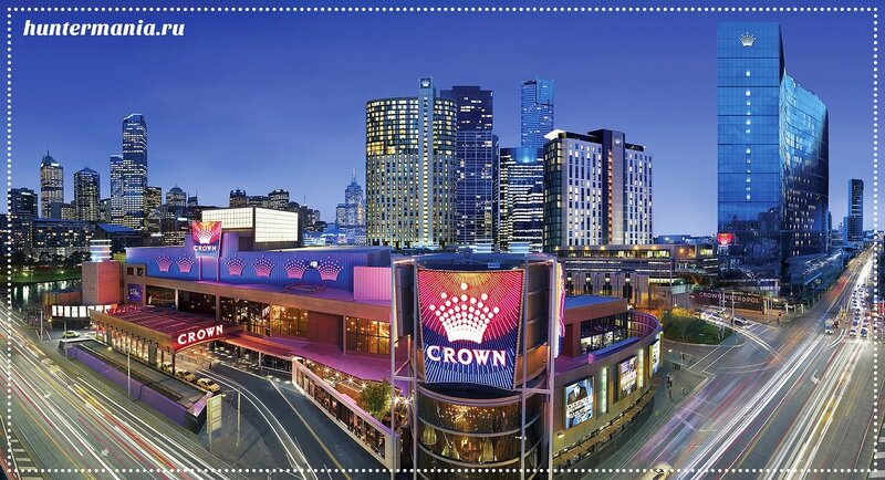 Казино Crown Casino. Австралийское чудо