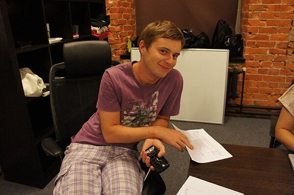 Антон Пашков, продюсер, в Твиттере @pashkov