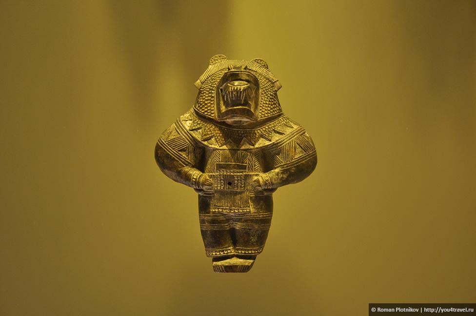 0 181ab1 6e933cfd orig День 203 205. Самые роскошные музеи в Боготе – это Музей Золота, Музей Ботеро, Монетный двор и Музей Полиции (музейный weekend)