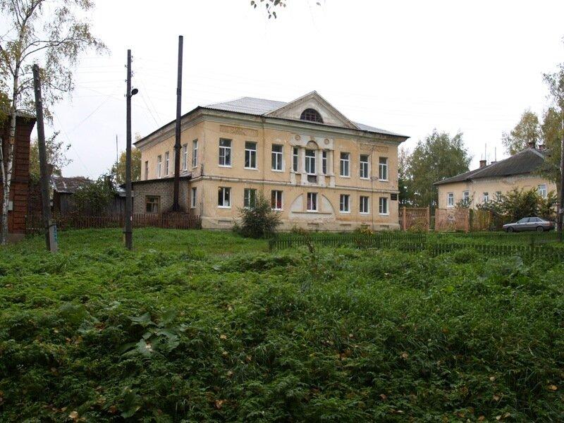 Дом Черениных, XIX век