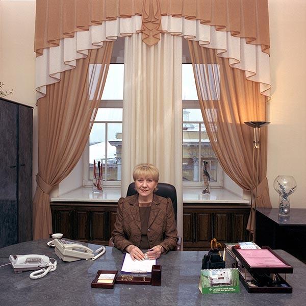 Кабинеты государственных служащих Ян Беннинг