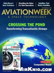 Журнал Aviation Week & Space Technology (3 march 2014)