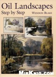 Книга Oil Landscapes - Step-by-Step