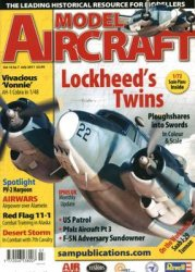 Журнал Model Aircraft 2011-07