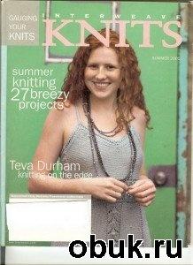 Журнал Interweave Knits №1-4 2005