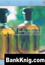 Книга Jabones Liquidos pdf  8,1Мб