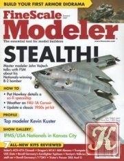 Книга FineScale Modeler 2007-01 (Vol.25 No.01)