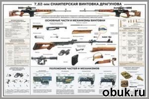 Книга Плакаты ТТХ Российского оружия