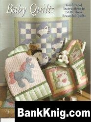 Книга Baby Quilts: Goof-Proof Instructions to Sew Three Beautiful Quilts