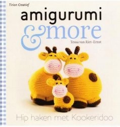 Книга Amigurumi & more