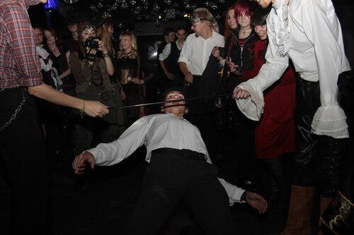 """Доска почёта, или Под прицелом - 2. Отчёт с вечеринки в клубе """"8 1/2 долларов"""", 1-го октября. (Фото 10)"""