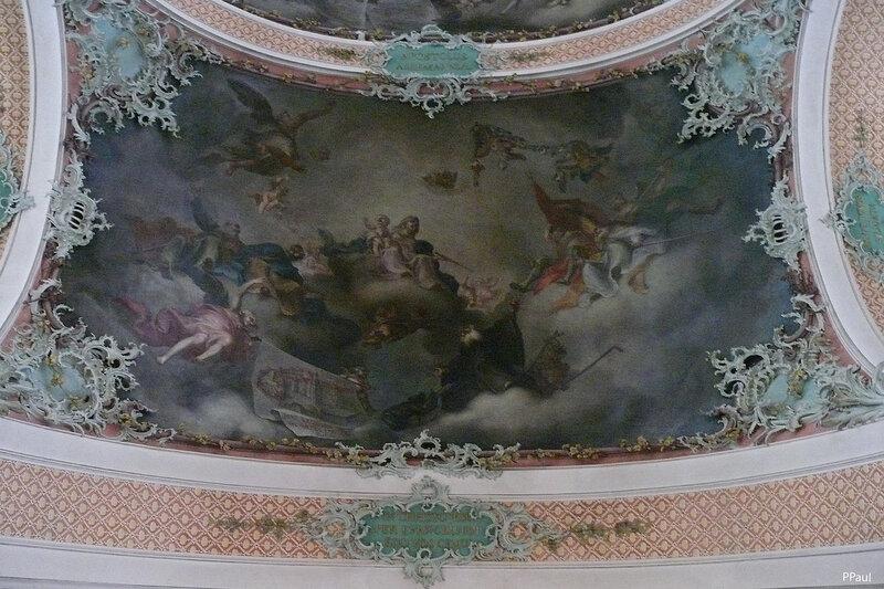 собор Санкт-Галлена
