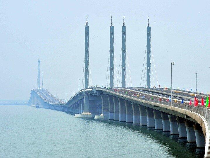 самый длинный мост фото