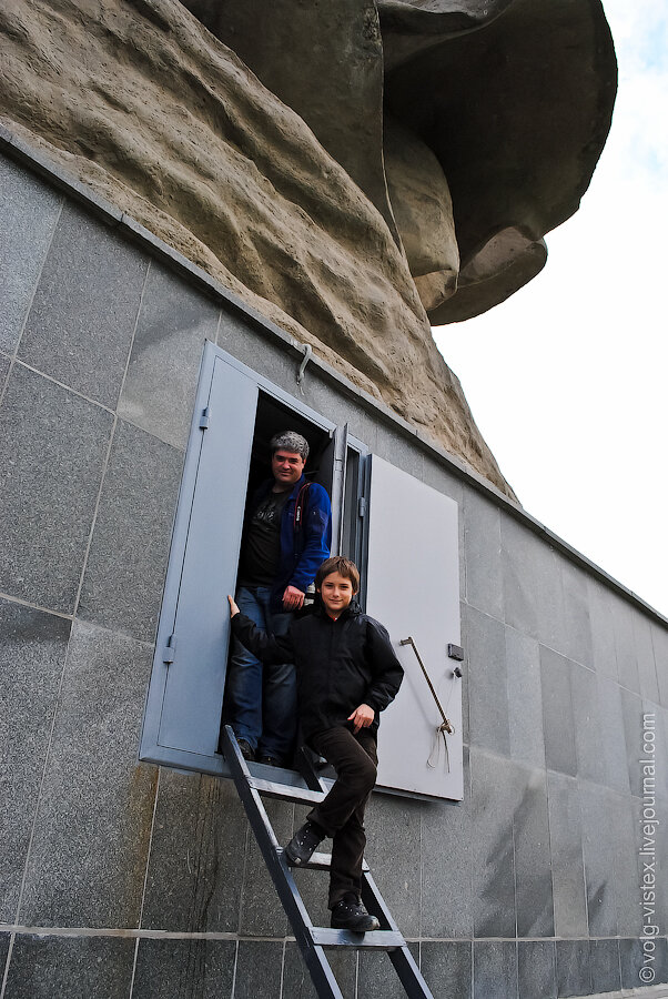 На Мамаевом Кургане с sergeydolya