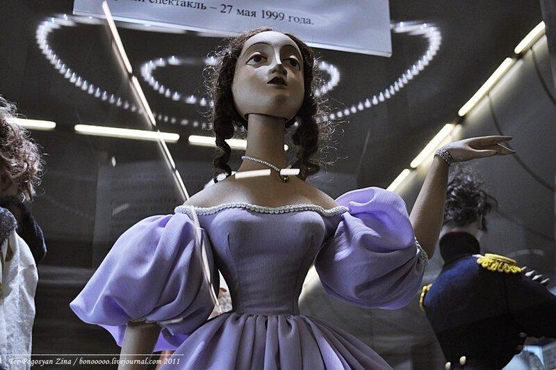 Выставка кукол Образцова