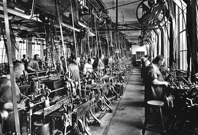 Промышленная история Siemens