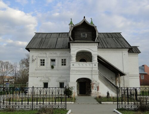 Дом купца Олисова