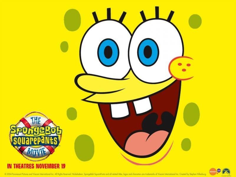 Спанч Боб Квадратные Штаны - The Sponge Bob Square Pants Movie (2004) HDTVRip 720p