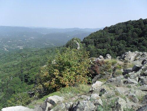В горах, на скальных вершинах Кавказа ... SAM_2448.jpg