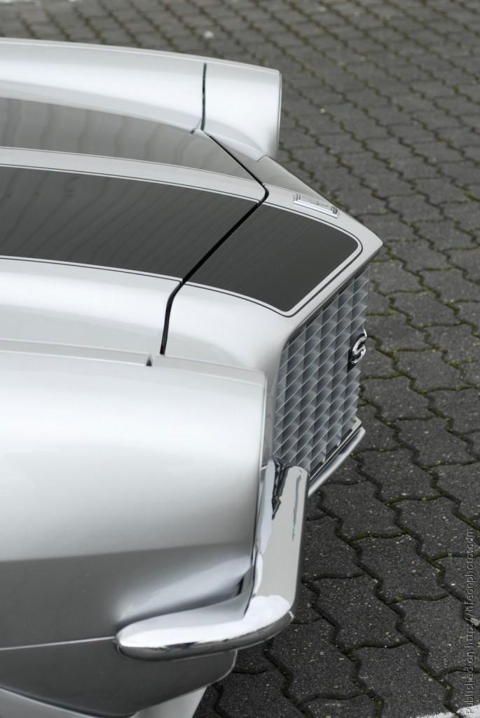 Американская автоклассика. Chevrolet Camaro SS z 1971