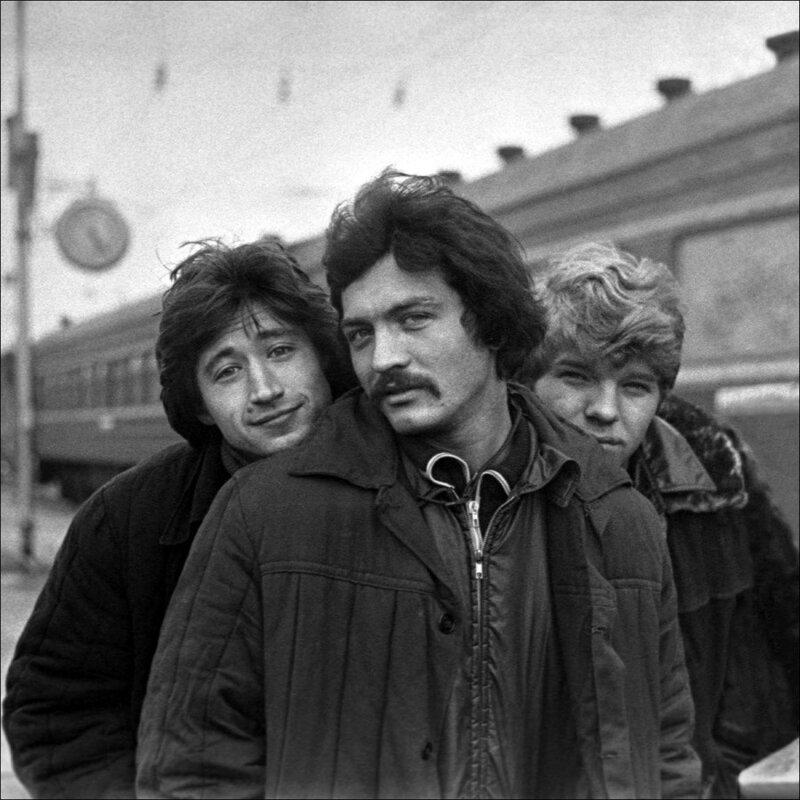Alexander Kustov.Cтуденты 81