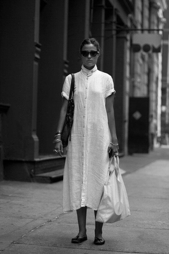 On the Street… New York