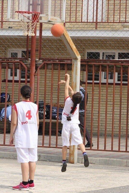 стритбол, баскетбол в дагестане, махачкала. Фото: Гамид Гитинов