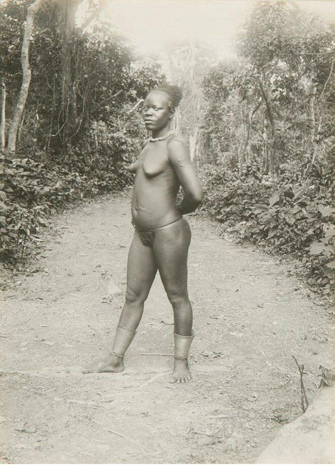 1900. Западная Африка