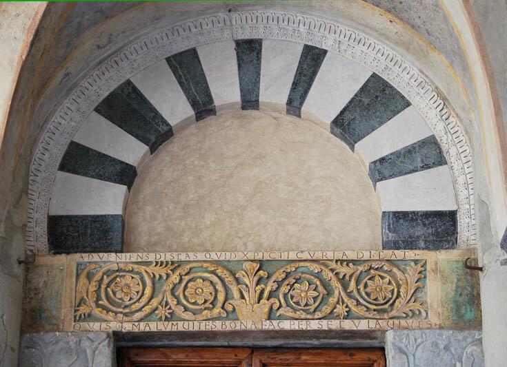 А.Роббиа.Майолика кафедрального собора