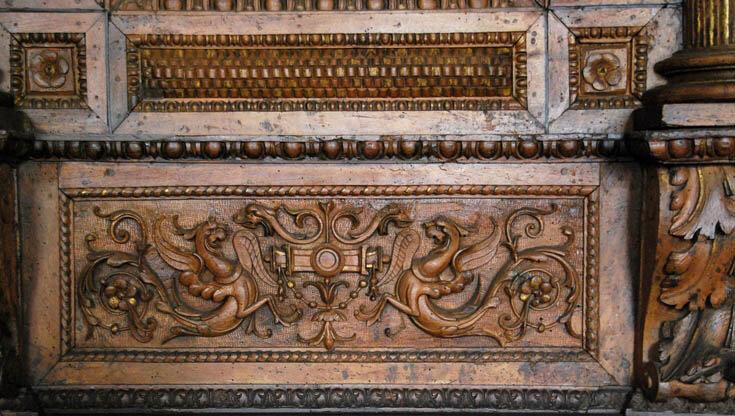 из музея Чивико, Пистойя