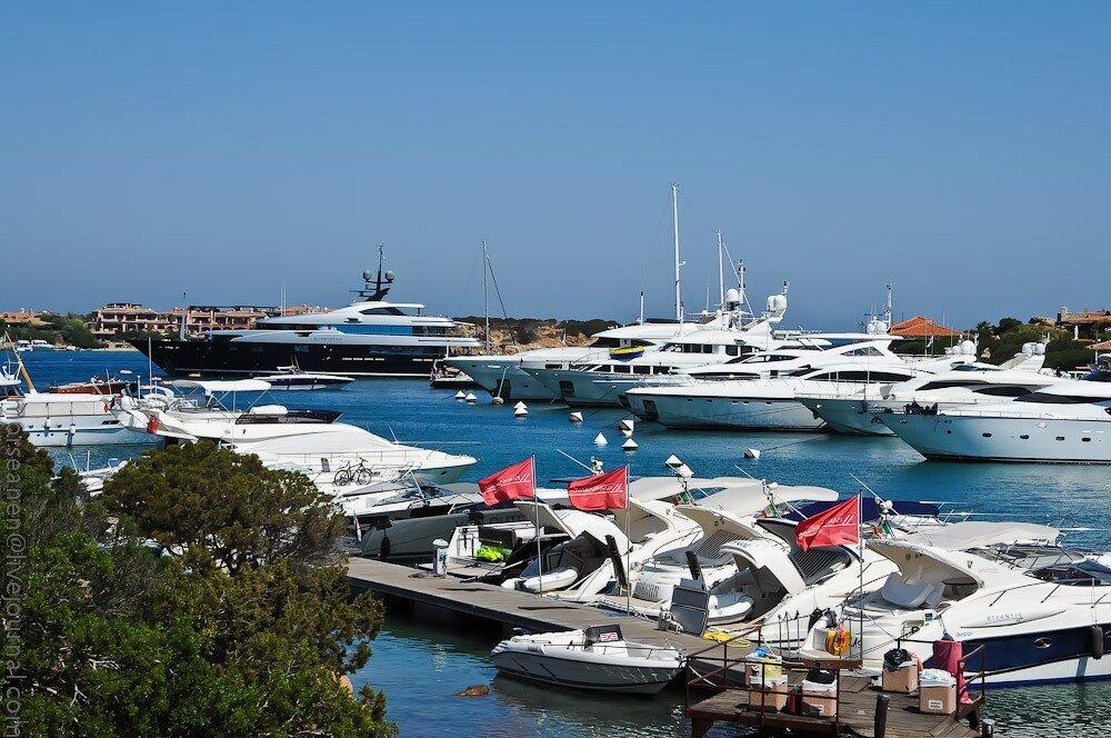 Come comprare un business a Porto Cervo
