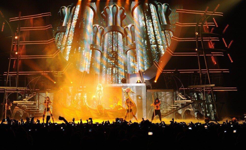 Концерт Бритни Спирс в Санкт-Петербурге